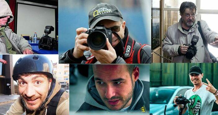 Изложба-хепанинг на варненските фоторепортери предстои да бъде открита тази вечер