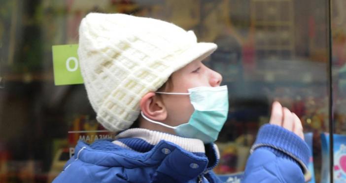Снимка БулфотоЛеко завишаване на заболяемостта в училищата във Варна отчитат