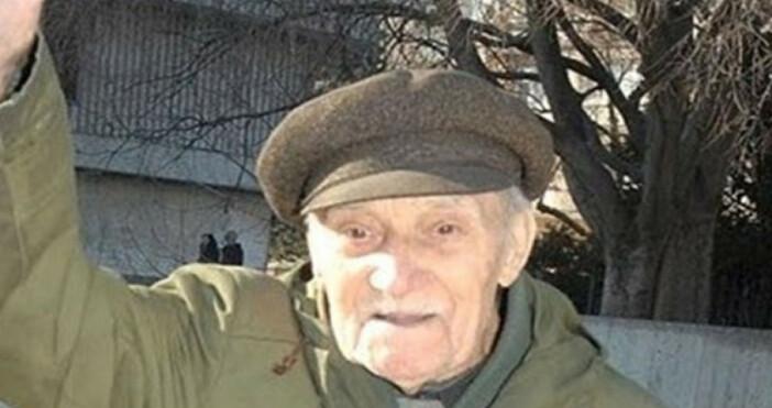 Снимка: Антон Стоянов, БНРДимитър Спасов е ветеран от Втората световна