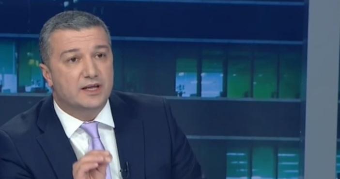 Кадър: БНТТази водна криза в Перник не се дължи на