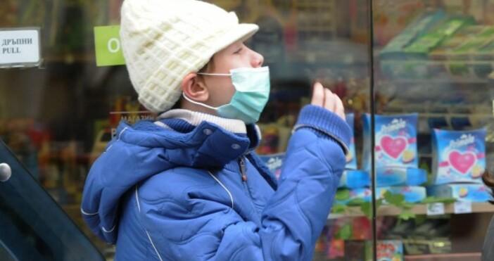 Нова твГрипна епидемия от днес в област Бургас, в общините
