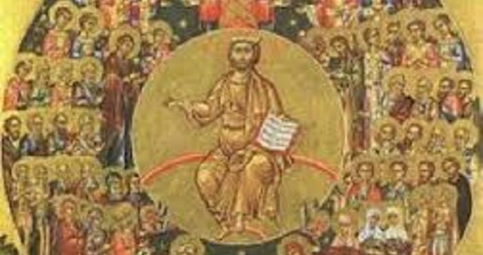 Православната църква почита паметта на свети Григорий Богослов, Назианзин, архиепископ