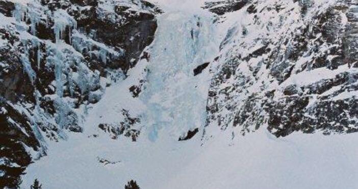 Илюстрация УикипедияСпасеният вчера пострадал алпинист в района на замръзналия водопад