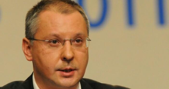 Лидерът на Партията на европейските социалисти (ПЕС) Сергей Станишев не