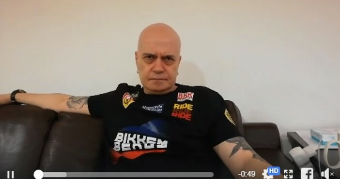 Слави Трифонов лека-полека придърпва към екипа и новата си телевизия