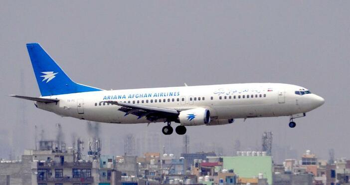 Пътнически самолет наAriana Afghan Airlines се разбил в Централен Афганистан