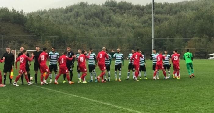 Черно море и Македония Гьорче Петровиграят при резултат 2:1 в