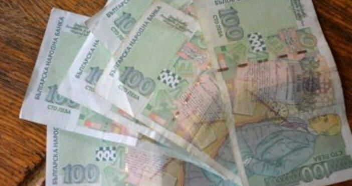 Снимка БулфотоПо 322 лева средно на месец бонус са получили