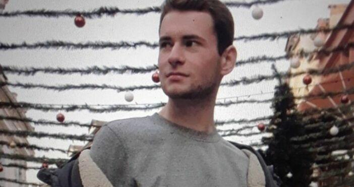 Столичната полиция издирва Николай Валентинов Митов, на 19 години, родом