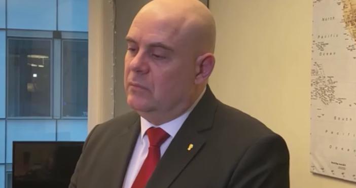 Кадър: БНТГлавният прокурорИван Гешеве на работно посещение в Брюксел, където