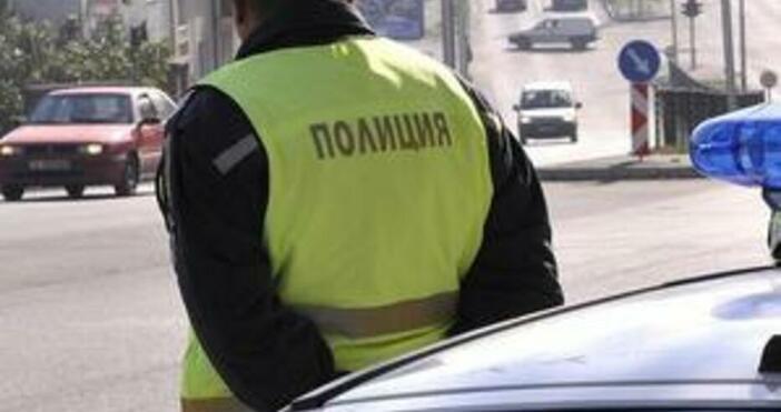 """Специализирана полицейска операция по безопасност на движението """"Товарни автомобили и"""