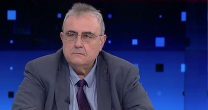 Кадър: БНТМониторингът на Европейския съюз над българската правосъдна система като