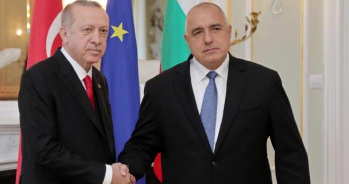 Снимка:БулфотоМинистър-председателятБойко Борисовпроведе телефонен разговор с президента на Турция Реджеп Тайип