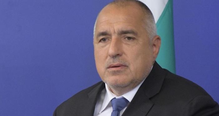 Министър-председателят Бойко Борисов проведе телефонен разговор с председателя на Европейската