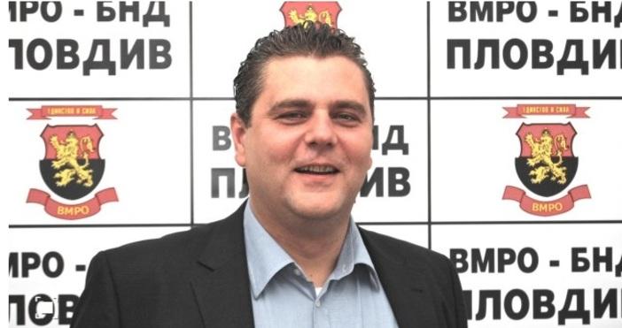 Общинският съветник от ВМРО Стефан Послийски е бил задържан във