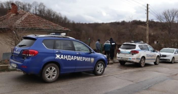 Специализирана полицейска операция, проведена вчера под надзора на Окръжна прокуратура