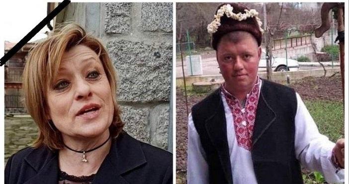 Колаж ПикКметицата на созополското село Присад Ванча Байлова е загиналата