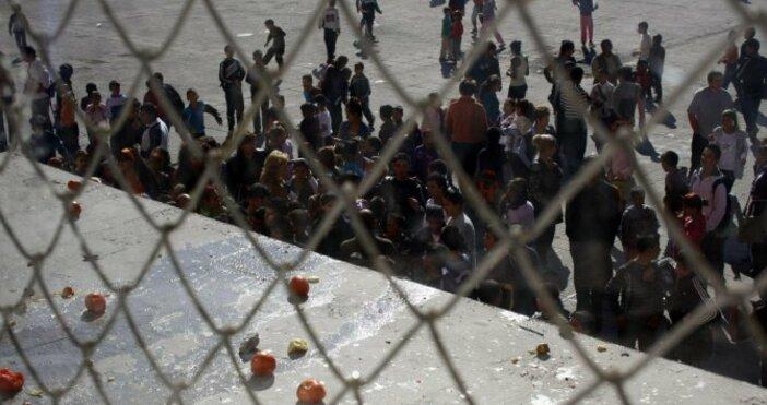 Европейският съюз има всички доказателства, че Турция изпраща на границата
