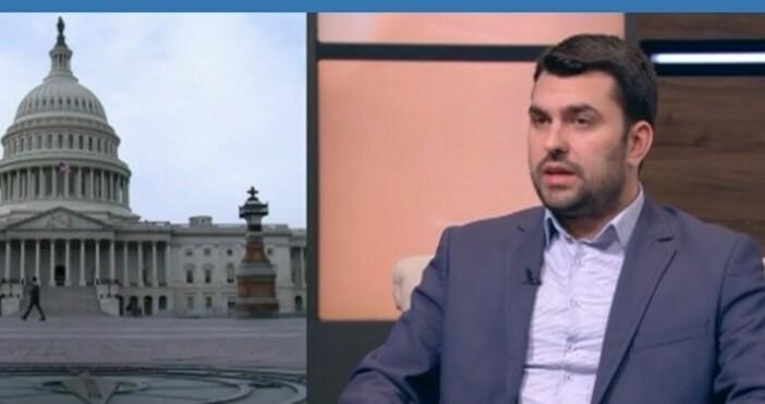 Заместник-министърът на външните работи Георг Георгиев е на разпит в