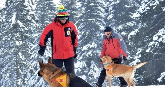Снимка БулфотоЕкип планински спасители пое в Стара планина да издирва