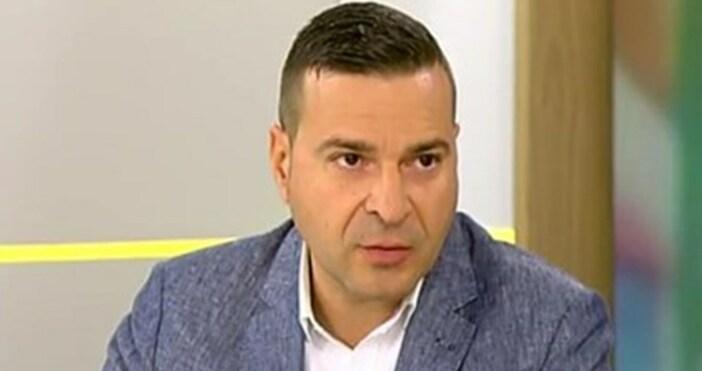 Издателят на в-к
