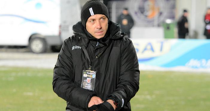 Наставникът на Черно море - Илиан Илиев, даде интервю за