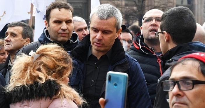 Видео: Костадинов, фейсбукСофийска районна прокуратура се самосезира по повод изявления