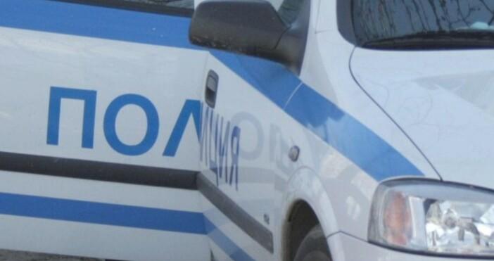 В неделяоколо 17:00 часапри извършване на полицейска проверка на улица