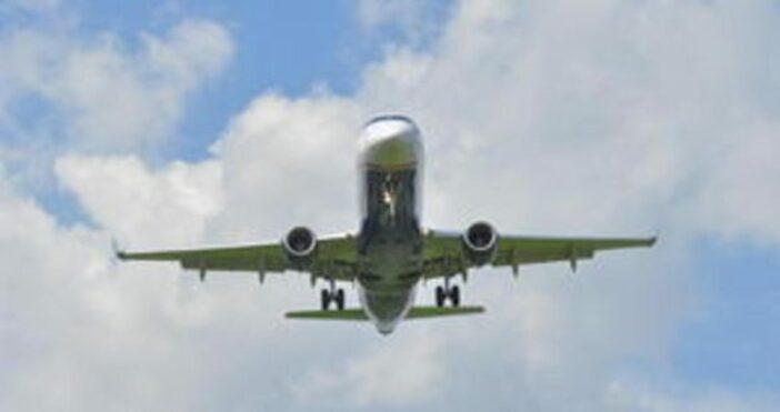 Утре на Летище Бургас каца самолет от Тбилиси, осигурен от