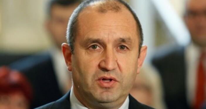Президентът Румен Радев си е направил тест за коронавирус, а