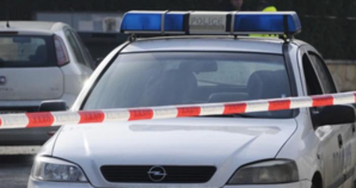 Снимка Булфото37-годишен мъж е задържан в Бургас за това, че