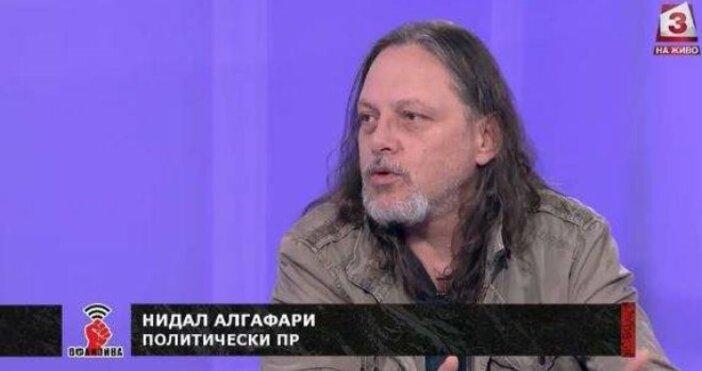 Канал 3Редовният критик на Радев Алгафари по