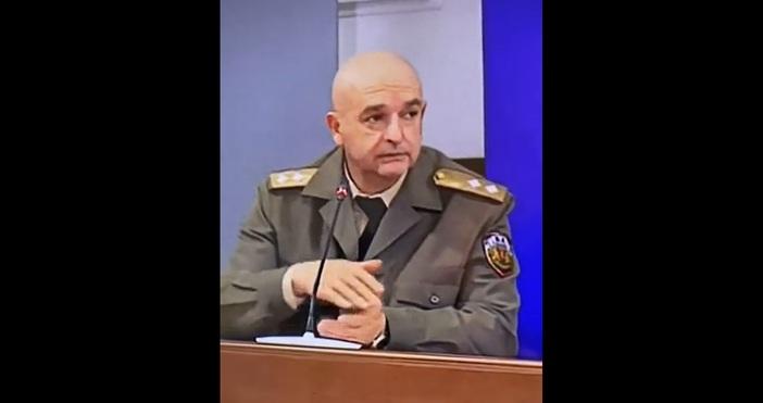 Ръководителят на щаба за борба с разпространение на коронавируса Венцислав