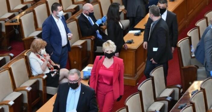 Комисията по бюджет и финанси в парламента ще разгледа днес