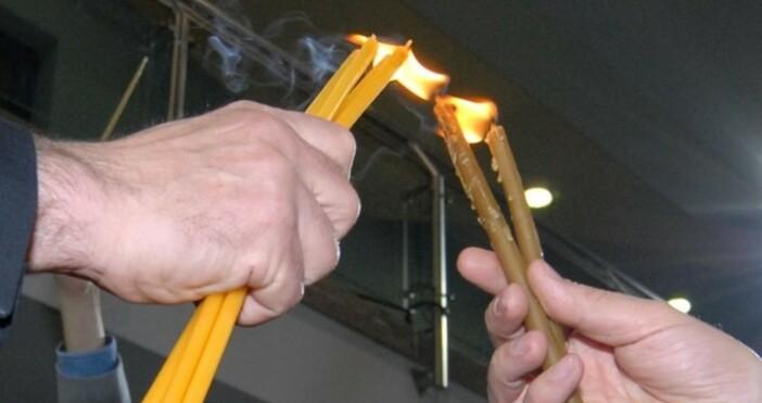 Tази година в България благодатният огън ще бъде донесен от
