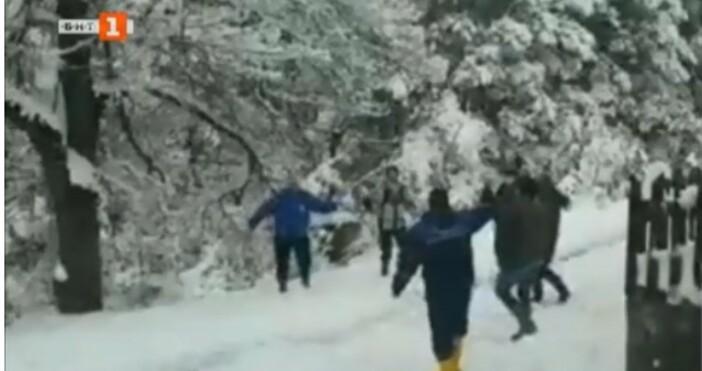 БНТБългарско хоро в условията на извънредно положение при спазване на