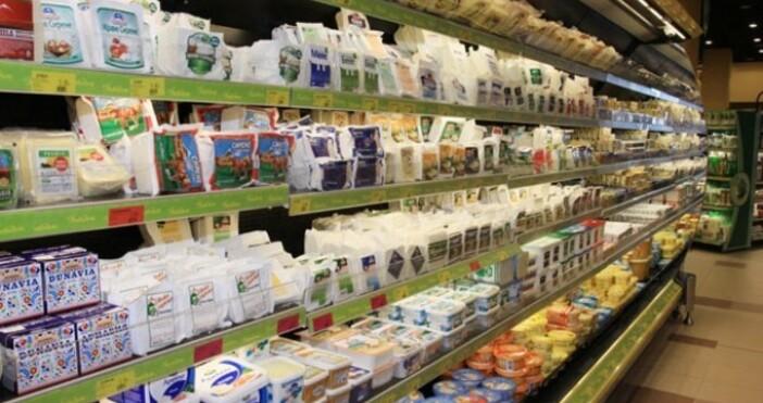 По магазините не се забелязва чувствително поскъпване на стоките в