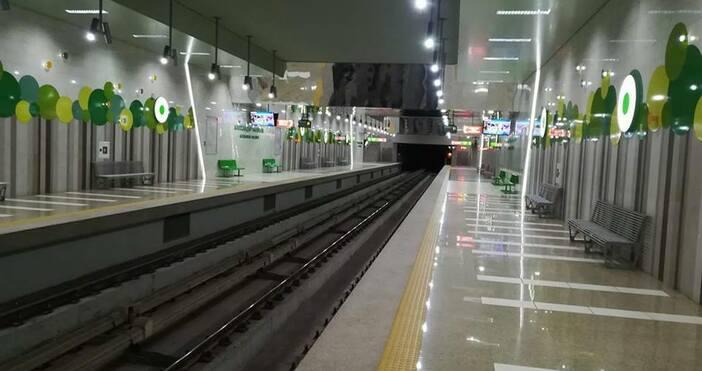 Допълнителни мерки за сигурност се въвеждат в столичното метро. С