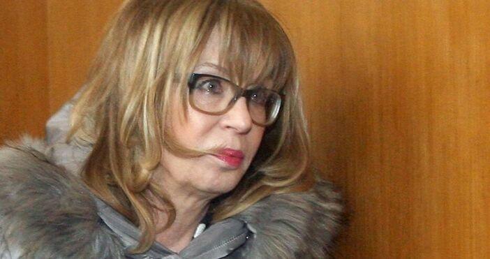 Снимка БулфотоБившият съдия от Софийски градски съд Румяна Ченалова остро