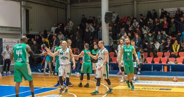 Източник и снимка: фейсбукОт Черно море Тича поискаха баскетболното първенство