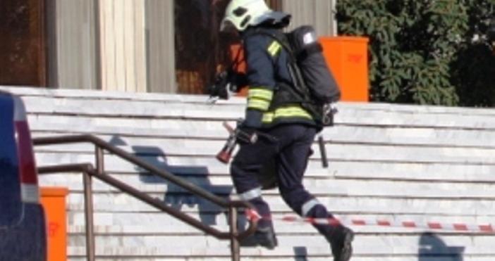 В петък около 19:50 часа до пожарната във Варна е