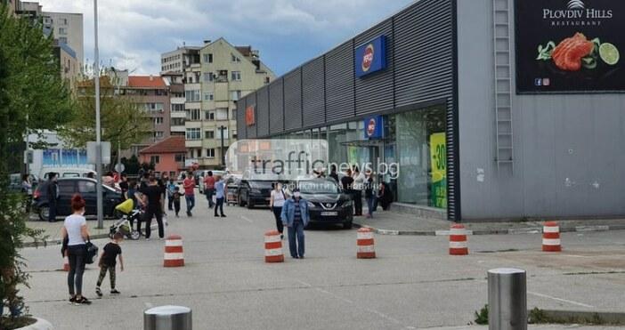 Снимка: Trafficnews.bgНяма данни за пострадали хора при земетресението, което разлюля
