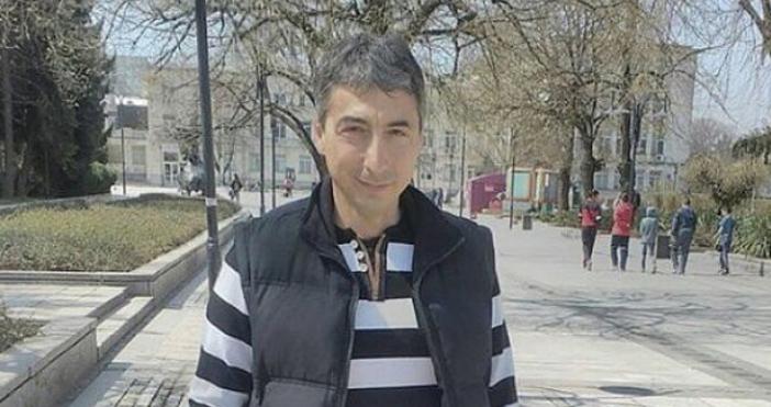 """Димитър Пецов е журналист от Силистра.Носител е на """"Златен ключ"""""""