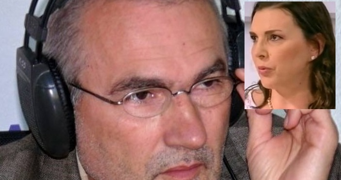 Журналистът Иван Бакалов се заяде с шефката на Съюза за