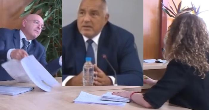 Премиерът Бойко Борисов изрази огромното си уважение към генерал Венцислав