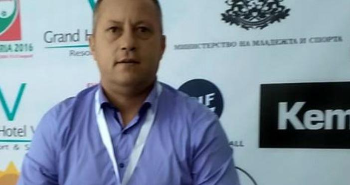 Президентът на хандбалния Спартак Росен Добрев стана татко за трети