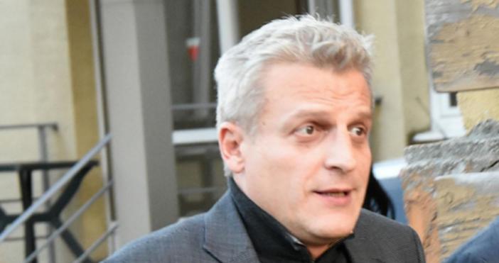 Снимка БулфотоВисш административен служител в лицето на д-р Ангел Кунчев