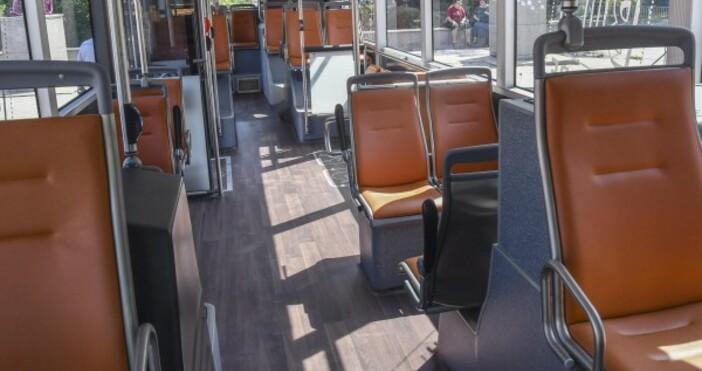 Снимка БулфотоАвтобусните линии до Витоша № 63 и № 66