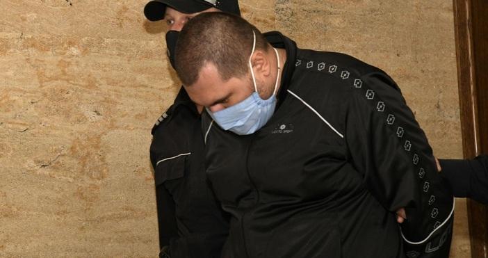 Снимка: БулфотоНиколай Петров, задържан с 40 килограма кокаин в автомобила