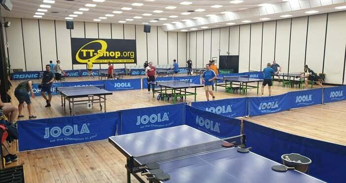 Зала 20 в Двореца на културата и спорта вече отвори